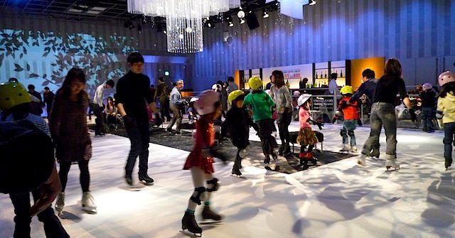 ♪ Skating Theater ♪