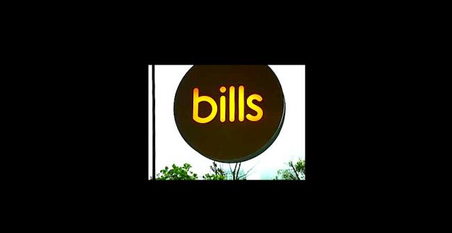 """""""bills"""" 表参道"""