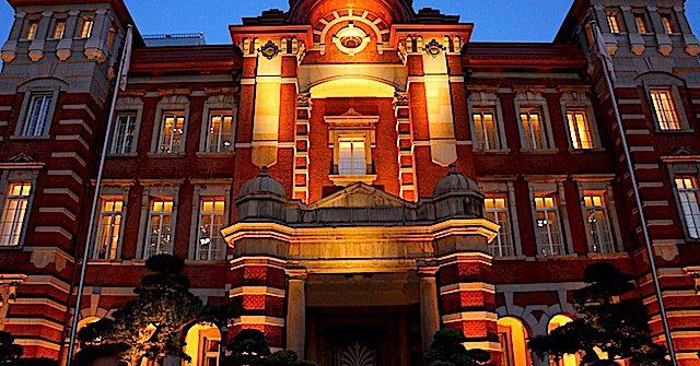 東京駅 復原