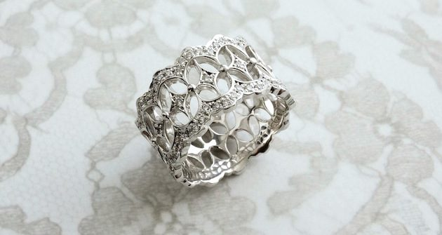 "Order  "" Lace Ring """