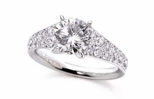 婚約指輪のRe-Style