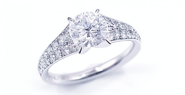 ダイヤモンドOrder Jewelry