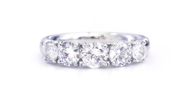 お母様からのダイヤモンド