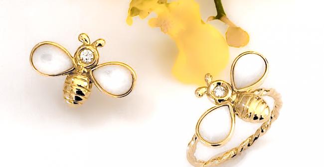 ミツバチのリング