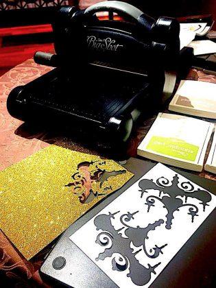 銀座ユンヌピエールアンプリュスにてクラフトカードセミナーを行いました