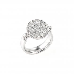 婚約指輪としても使われたことのあるフルーツをイメージしたリングの写真