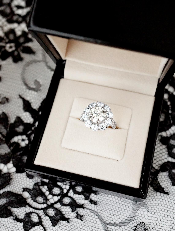 古いダイヤモンドをお好きなデザインにリフォーム(リメイク,リスタイル)されました