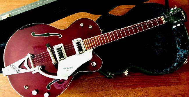 ギターのことでも