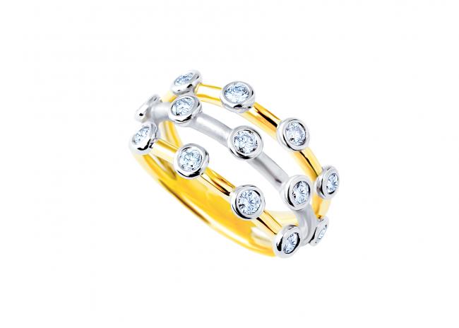 リフォーム(リメイク・リスタイル)で作ったダイヤモンドリング