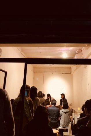 御菓子丸主宰杉山早陽子さんのイベントがありました。