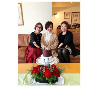 ケーキデザイナー大塚尚さんと共に