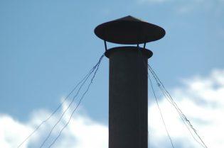煙突の写真