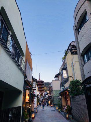 京都八坂の塔傍の絶品イタリアン。