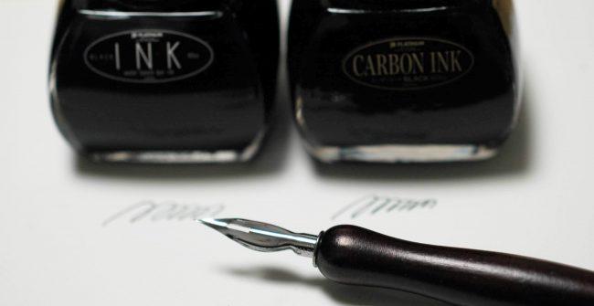 顔料インク