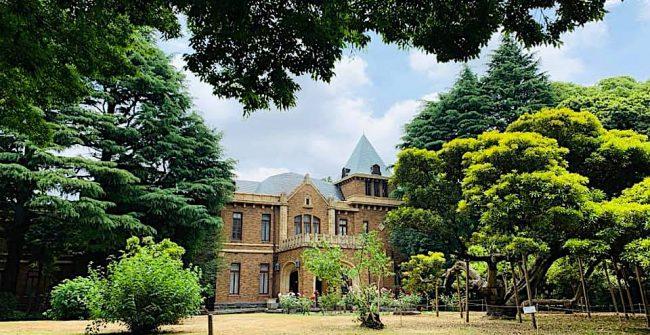 旧前田侯爵邸