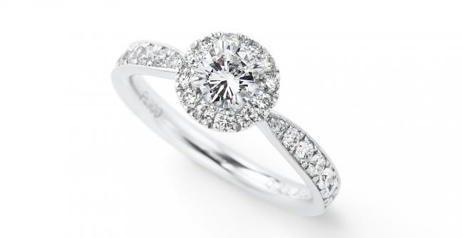 お義母様の指輪が婚約指輪に