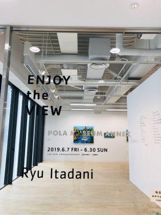 POLAアネックスギャラリーの展示です。