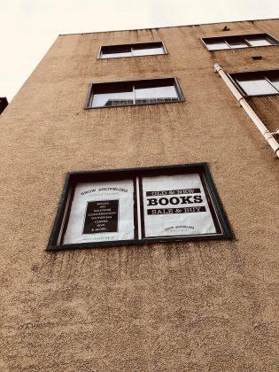世田谷の片隅にある素敵な本屋さん。