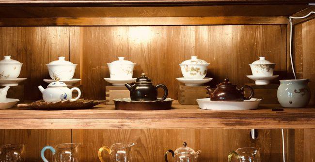 極上の台湾茶。