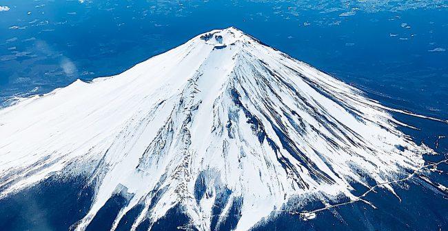 神々しい Mt.Fuji