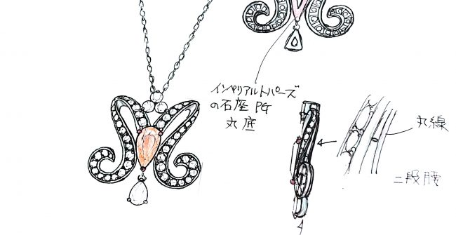 誕生石で My favorite Jewelry:その1