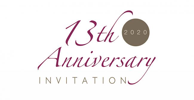 13th Anniversary 2020「感謝祭」