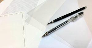 デザイン画用紙