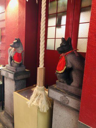 豊岩稲荷神社です。