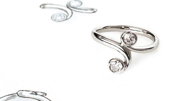 100年前のダイヤモンドが新たに蘇る